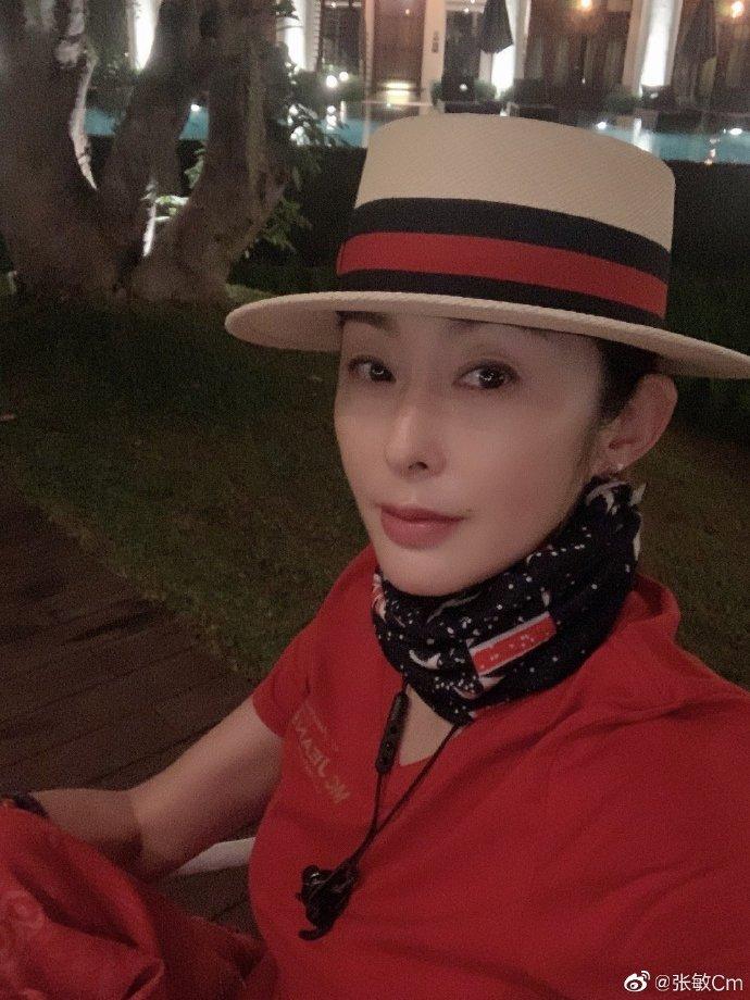淡出演藝圈25年!「綺夢」張敏近況曝光 52歲擁逆齡臉蛋